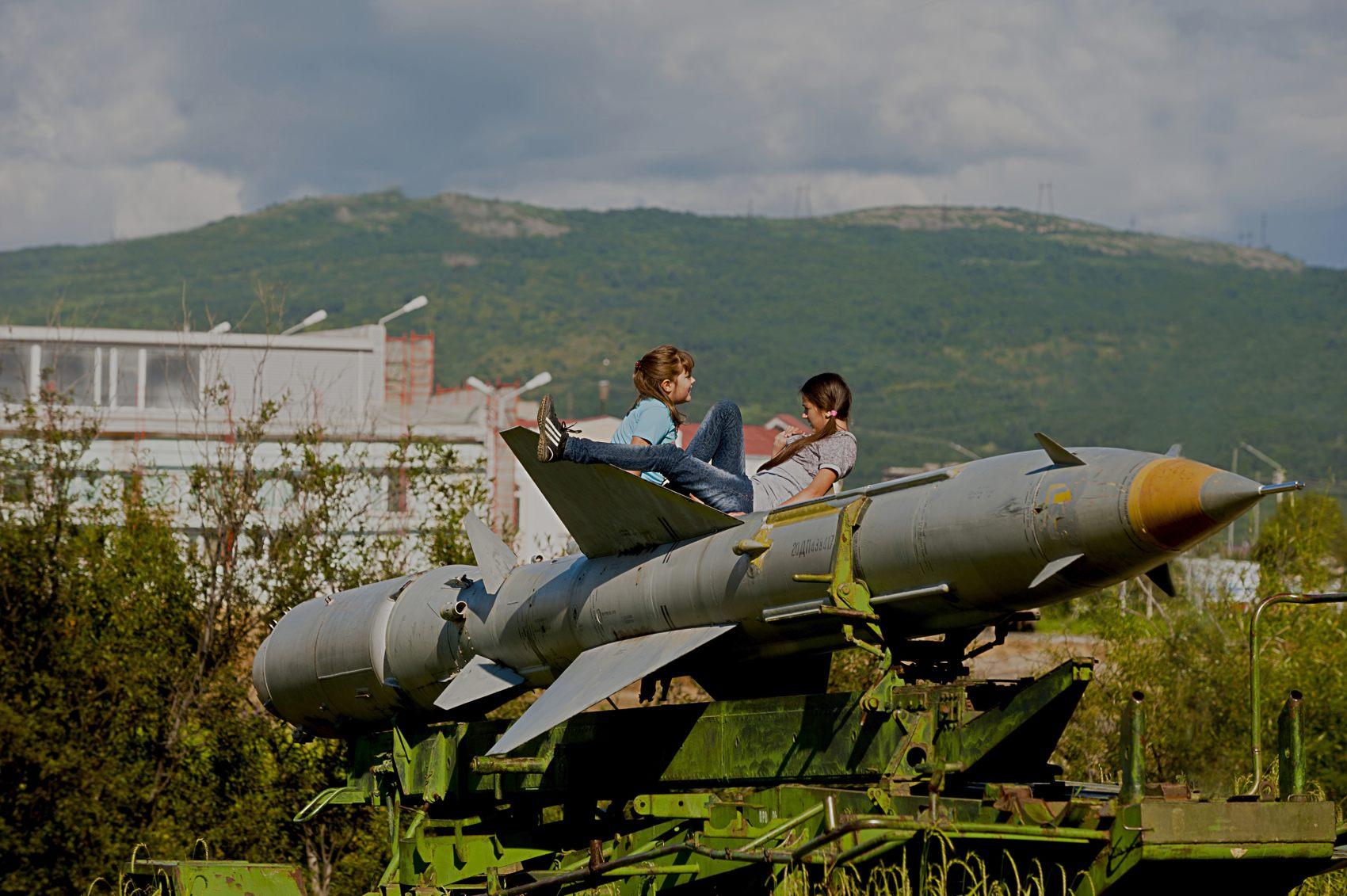Magadan Rakete